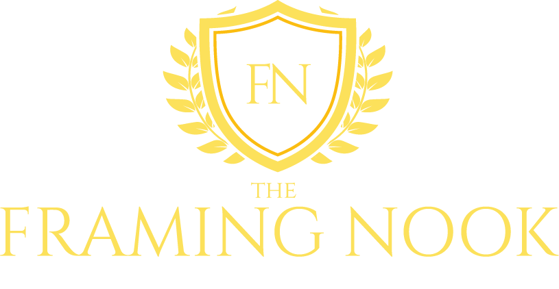 framing nook logo