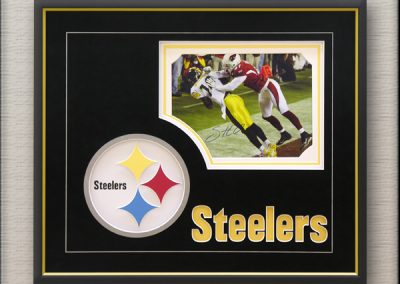 Steelers Football NFL Sports Memorabilia