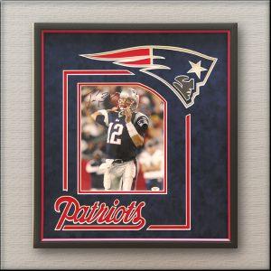 Patriots Football NFL Sports Memorabilia