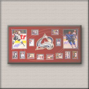 Colorado Avalanche Hockey Memorabilia