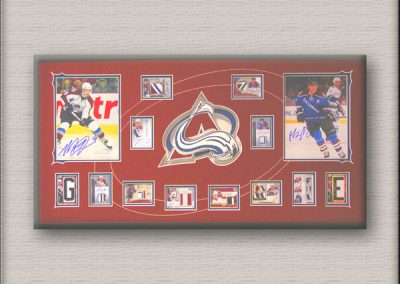 Colorado Avalanche Hockey Memorabilia