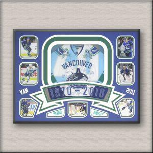 Vancouver Canucks Hockey Memorabilia