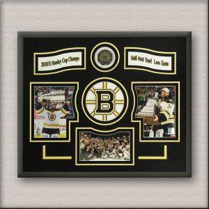 Boston Bruins Hockey Memorabilia