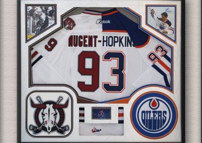 Oilers Sports Memorabilia
