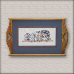 Framed Needlework