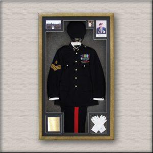 Framed Uniform