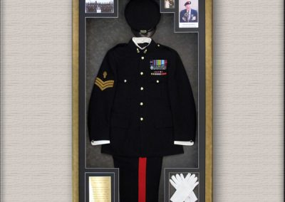 Framed Uniform