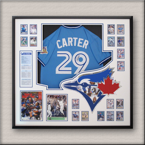 Blue Jays Jersey & Cards & photos
