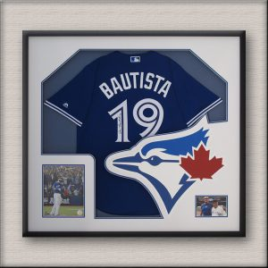 Jose Bautista Blue Jays Baseball Sports Memorabilia