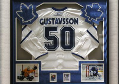 Toronto Maple Leaf Hockey Memorabilia