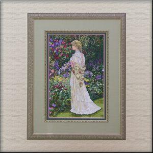 Framed Needlework