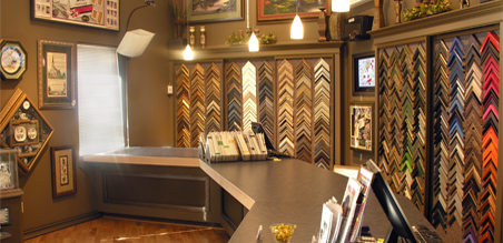 Framing Nook Store